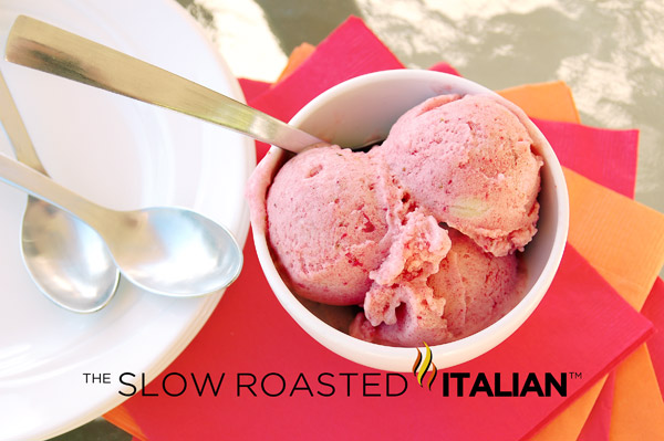 ... Strawberry Banana Ice Cream . Something you can feel good about eating