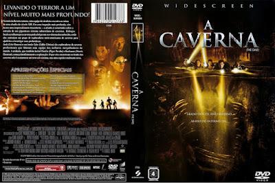 Filme A Caverna (The Cave) (2005) DVD Capa