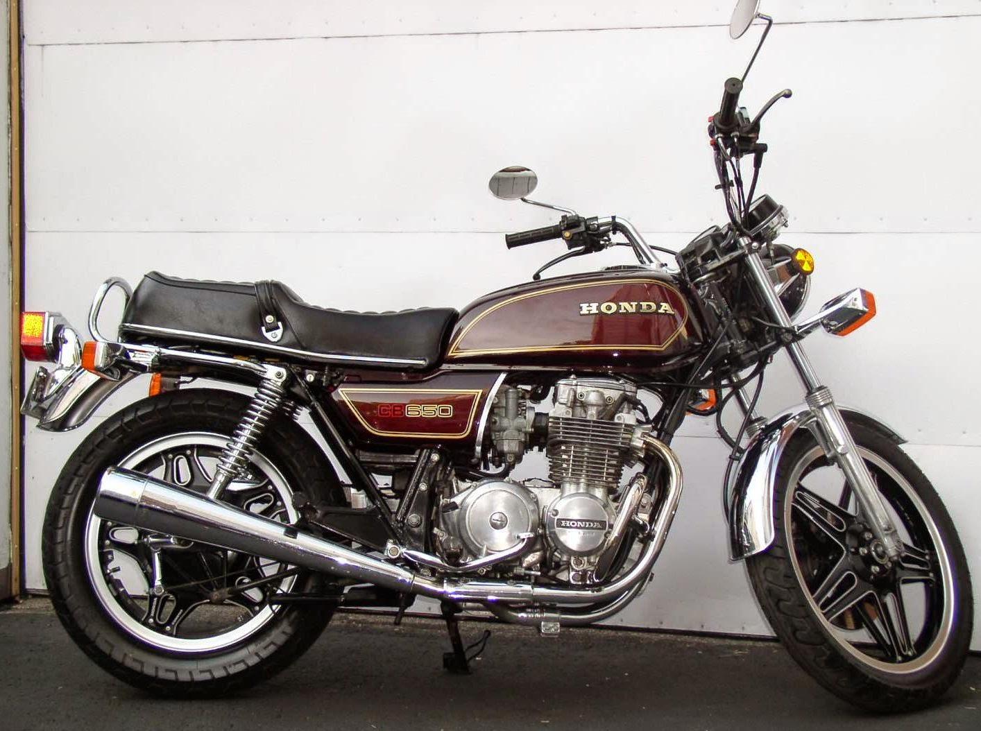 Om Hoby Gambar Modifikasi Motor Honda CB