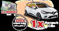 Concurs Renault Masina