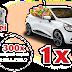 Castiga un autoturism marca Renault Clio + bani sau bratari de argint Meli Melo