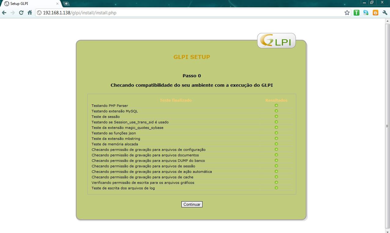 Instalando OCS inventory + GLPI no Debian lenny 5 + OCS Inventory NG