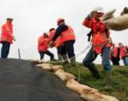 foto cover Deining en doorbraak : 25 tot en met 29 september 2017: multi-evaluatierapport platform crisisbeheersing waterschappen Midden-Nederland
