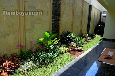Jasa Tukang taman Surabaya cara menata taman