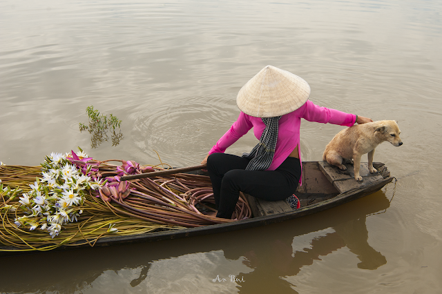 Du lịch Long An mùa nước nổi