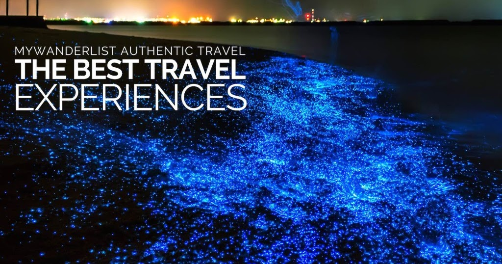 The Gorgeous Glowing Beach Of Maldives The Gorgeous
