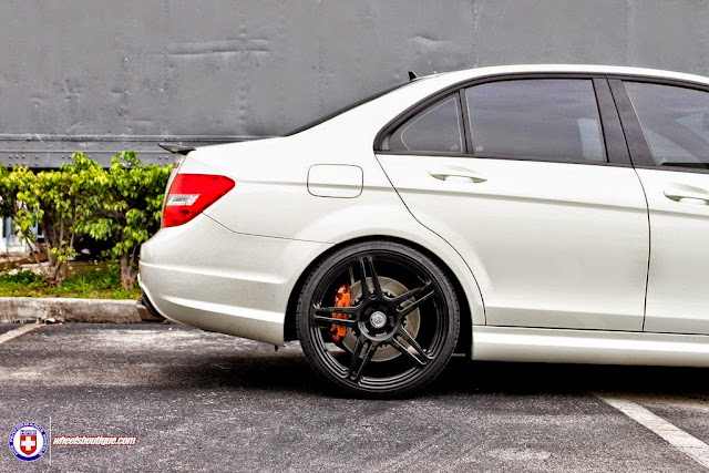 mercedes c63 amg hre perfomance