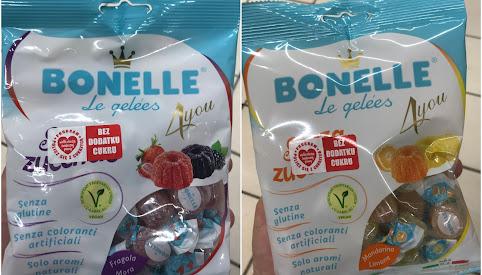 Żelki bez cukru, Bonelle