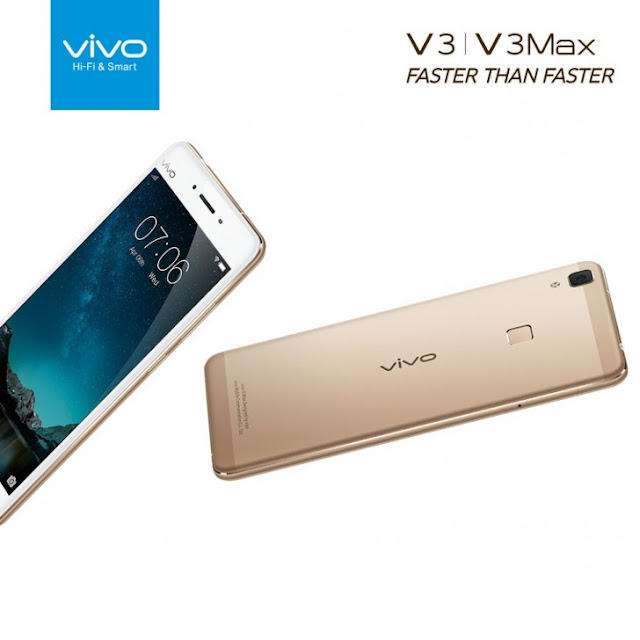 Vivo v and v3 max