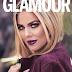 Khloe Kardashian stuns on the cover of Glamour Mexico