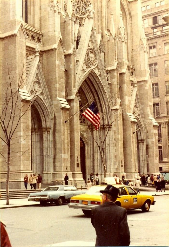 street scenes of new york city in 1982