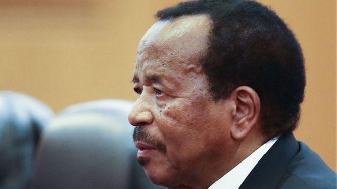 Cameroun: Paul Biya annonce sa candidature à la présidentielle sur Twitter