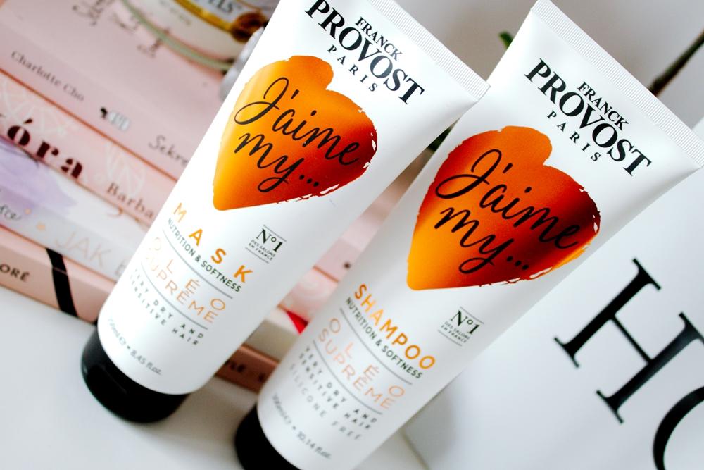 Włosy | Franck Provost, Oleo Supreme - recenzja zestawu