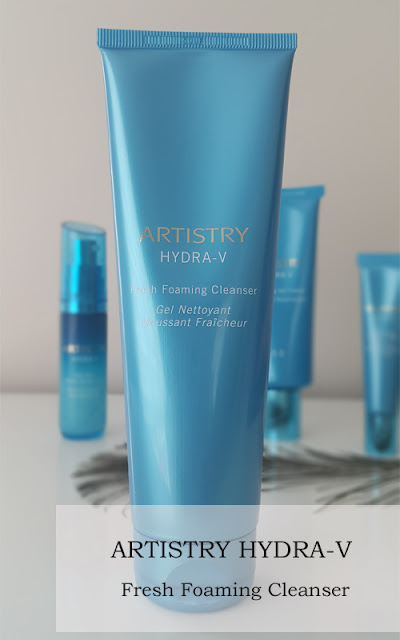ARTISTRY HYDRA-V Fresh Foaming Cleanser