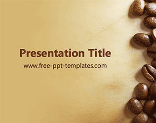 pictures of coffee background powerpoint