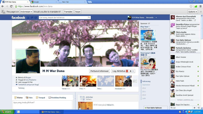 Cara Membuat Sampul FB Unik Cara And Informasi