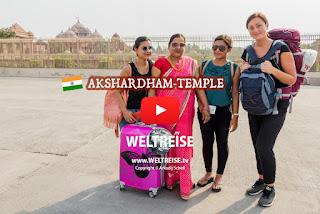 Arkadij aus Brerhaven reist zusammen mit Katja durch Indien auf Weltreise