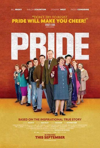 Orgullo - Pride - PELICULA - Inglaterra - 2014