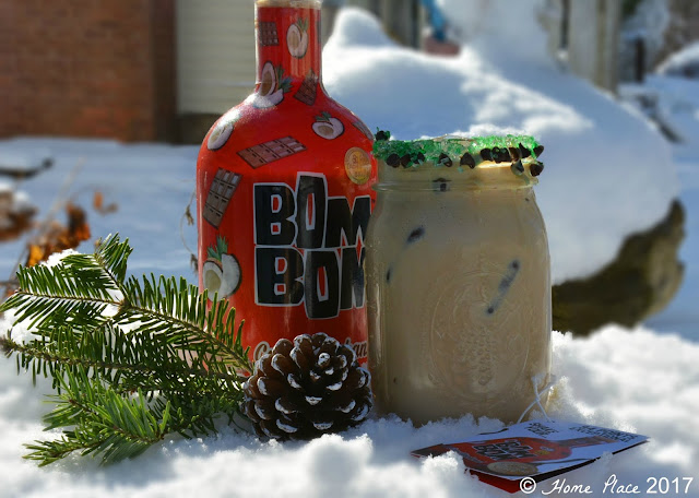 Bom Bom Liqueurs Mint Chocolate Chip