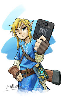 Nintendo Switch - Link
