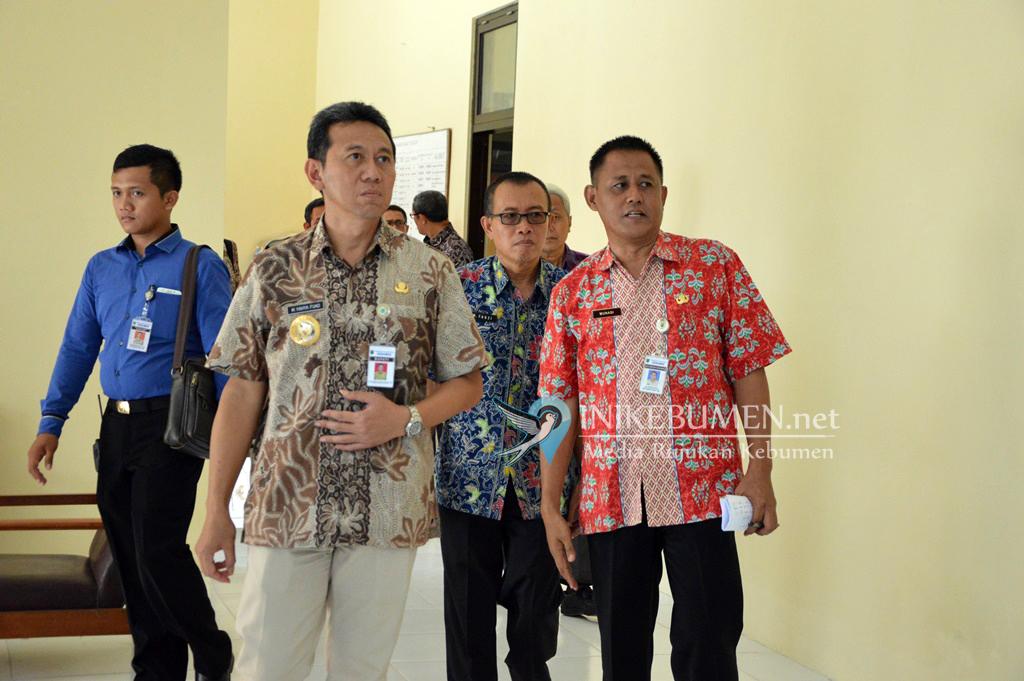 Bupati Kebumen Resmikan Kantor Kecamatan Senilai Rp 3,3 Miliar