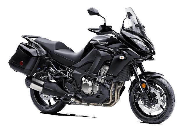 Harga motor Kawasaki terbaru 2016