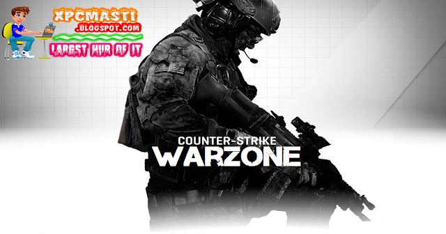 Counter Strike Warzone 1.6 Highly Compressed Free Download at XPCMasti.blogspot.com