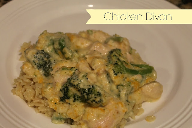 Notes From The Nelsens Chicken Divan