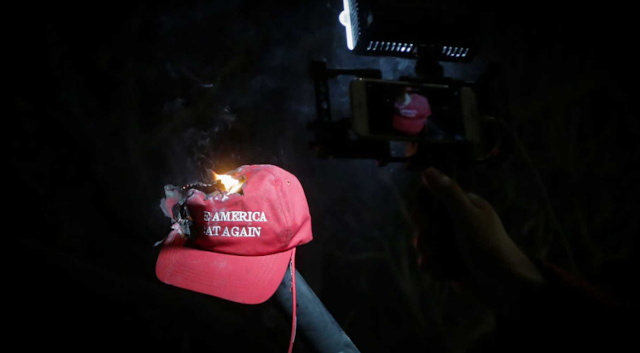 BETRAYAL? Trump Unveils Immigration Plan, Republican Hawks Start Burning MAGA Hats