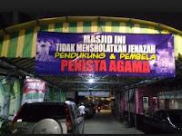 Soal Spanduk Larangan Sholati Jenazah, Said Aqil: Allah Jangan Diajak Kampanye