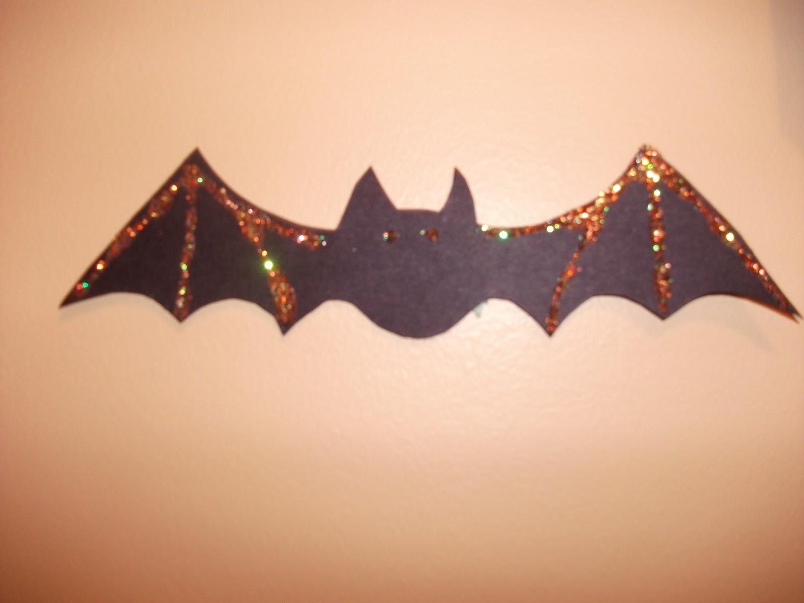 Momma Made it!: Halloween highlights! Halloween Bat ...