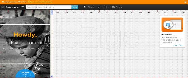 Testing dan Preview Responsive Web Desain 8