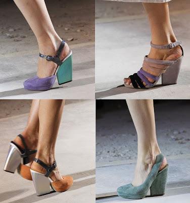 Celebrities In High Heels Shoes