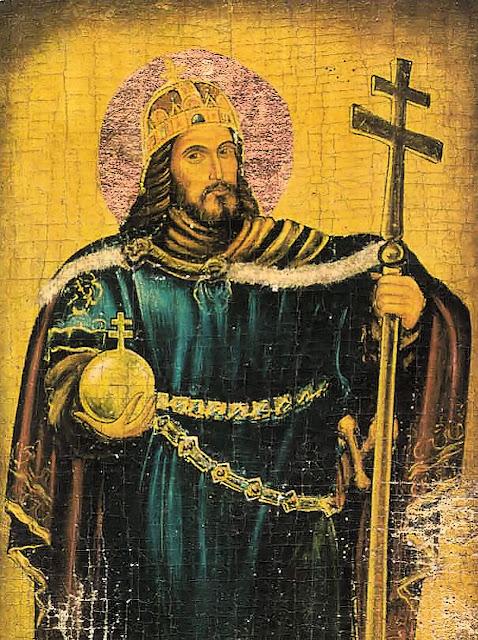 Santo Estevão, rei da Hungria