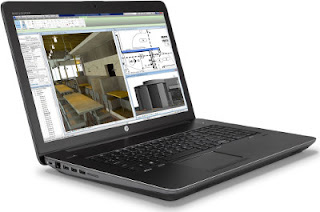 HP ZBook 17 G4 Y6K38EA Driver Download