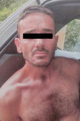 POLÍCIA MILITAR DE JUQUIÁ PRENDE AUTOR SE DUPLO HOMICÍDIO CONTRA MORADORES DE RUA