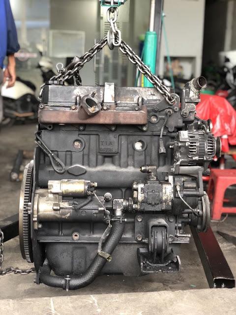 sửa chữa xe nâng tại đồng nai