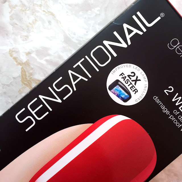 SensatioNail Deluxe Gel Nail Polish Starter Kit - A Review