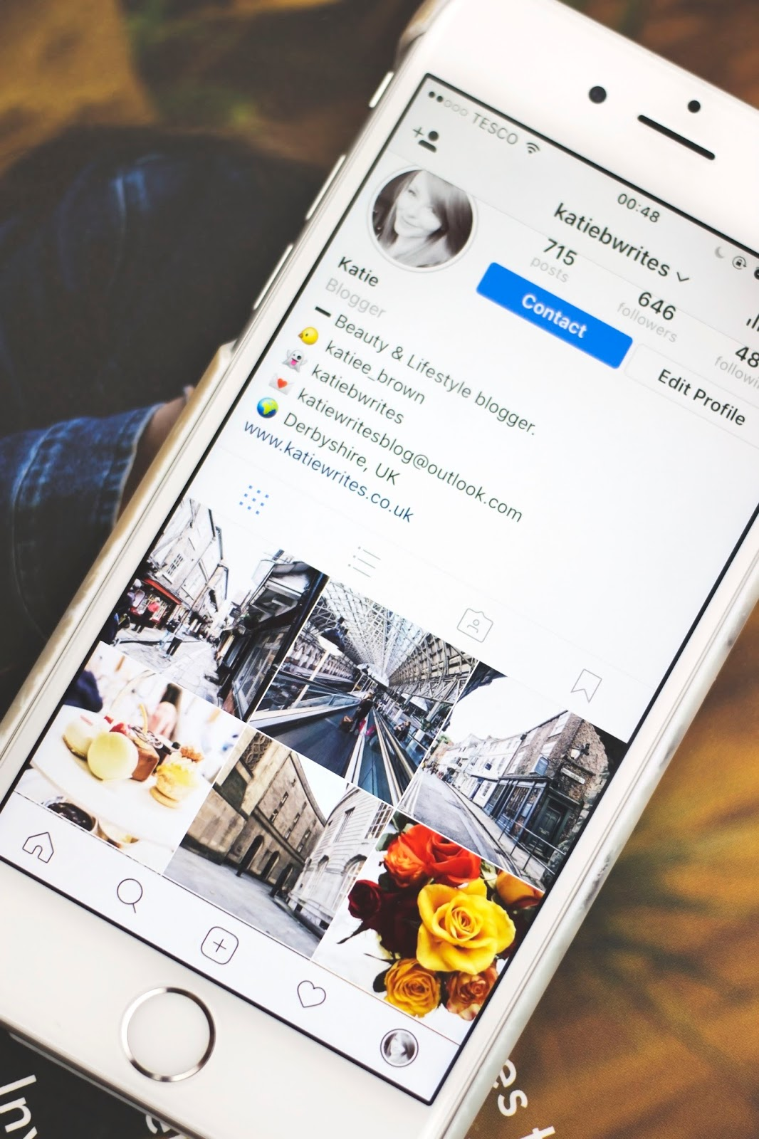 Instagram Tips, How to get more Instagram followers, Instagram, Katie Writes,
