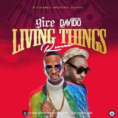 Music: 9ice X Davido – Living Things