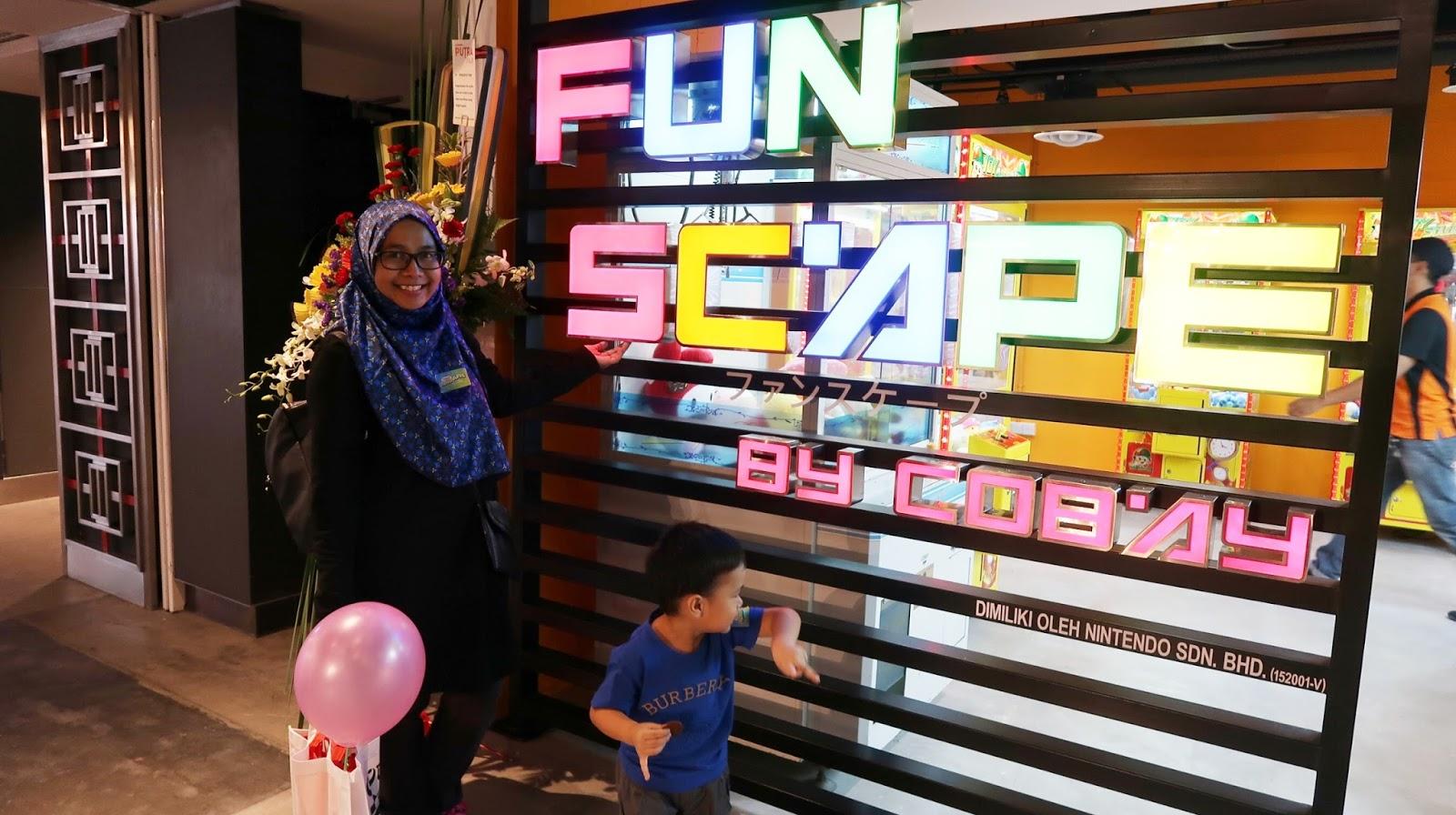 Fun Scape by Cobay