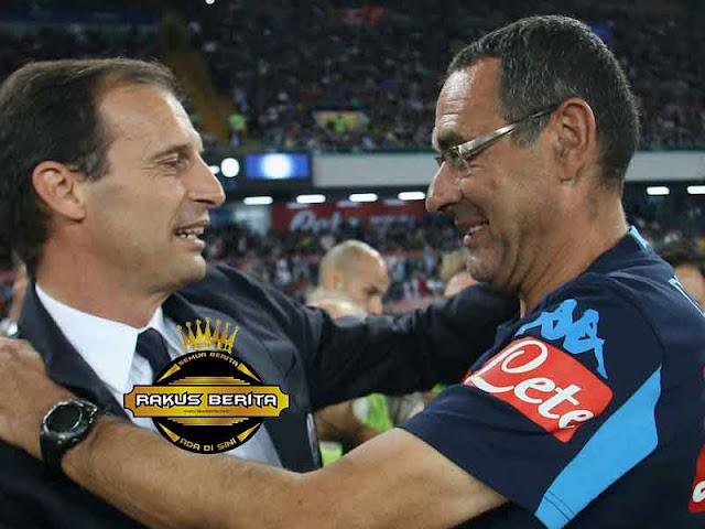 Sarri 'Sebenarnya Napoli Unggul Segalanya Dari Juventus'