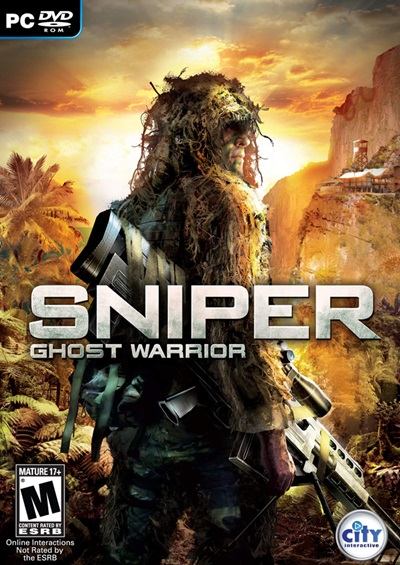 โหลดเกมส์ Sniper Ghost Warrior Gold Edition