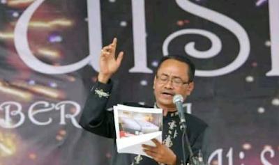 """""""Puisi Dimas Arika Mihardja"""""""