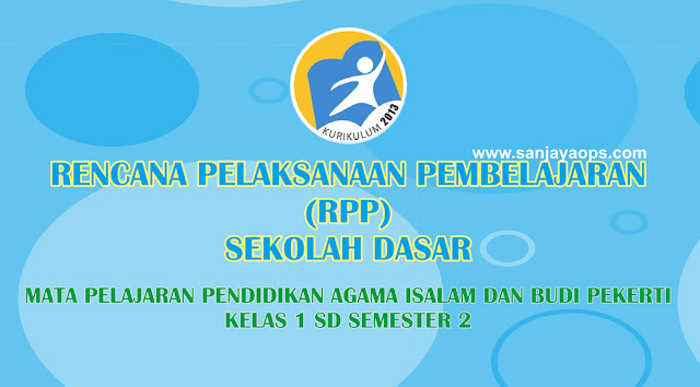 RPP PAI dan Budi Pekerti Semester 2