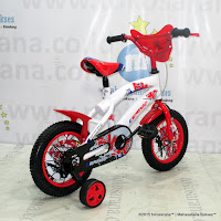 12 Inch Erminio 2303 BMX Kids Bike