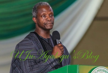 Quit notice: Southern leaders give Osinbajo ultimatum