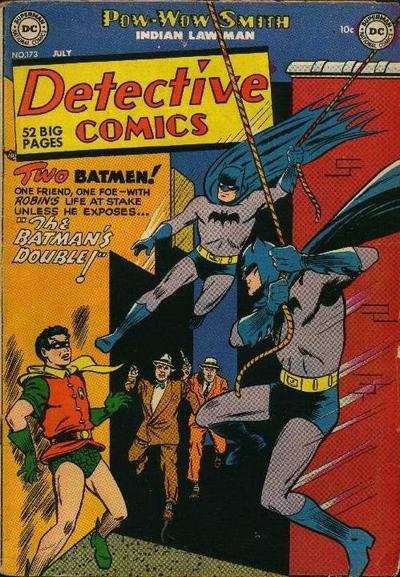 Read online Detective Comics (1937) comic -  Issue #173 - 2