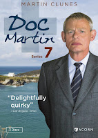 Doc Martin: Series 7 (2015) Poster