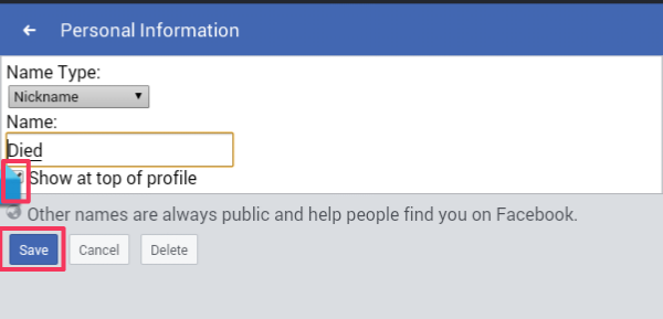 Stop Reporting on your Facebook Account.